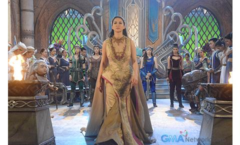 ENCANTADIA SNEAK PEEK: Get a glimpse of Marian Rivera ...