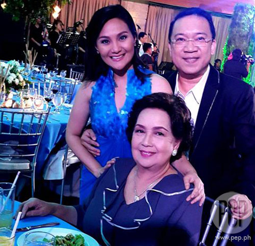 susan roces children