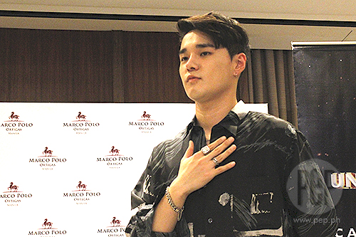 South Korea's fast rising R&B singer DEAN excited to perform