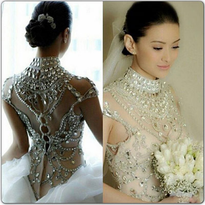 Celebrity brides and their Francis Libiran gowns | PEP.ph