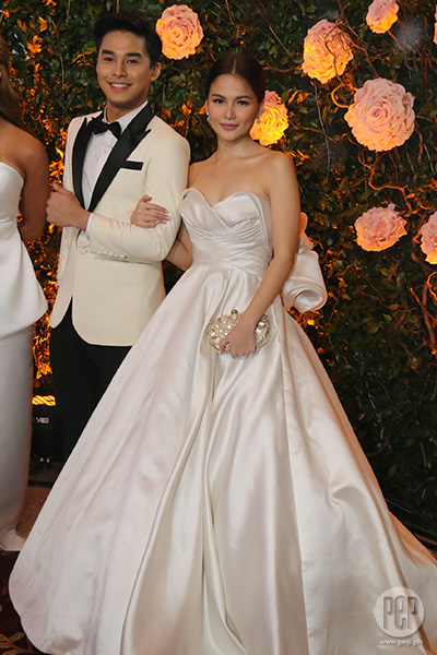 francis libiran party gown for rent