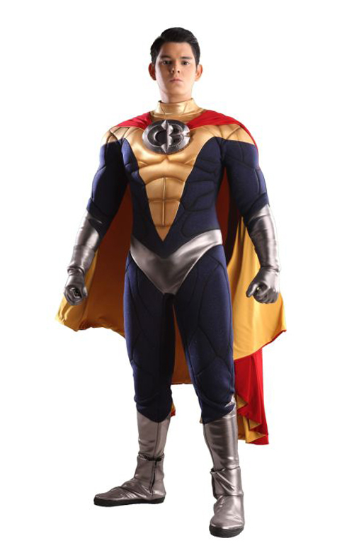 The said costume was made from rubber. It was created in Hongkong by Walt Disney costume maker Emily Lai.  sc 1 st  PEP.ph & Battle of the Bulges: Pinoy TV Superhero costumes | PEP.ph