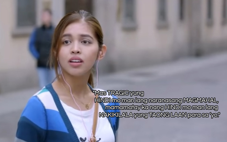 Image of: Hugot Lines 10 Memorable Hugot Lines From 2016 Pinoy Movies Pepph 10 Memorable Hugot Lines From 2016 Pinoy Movies Pepph