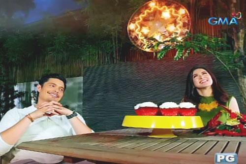 Dingdong Dantes and Marian Rivera give GMA viewers a quick ...