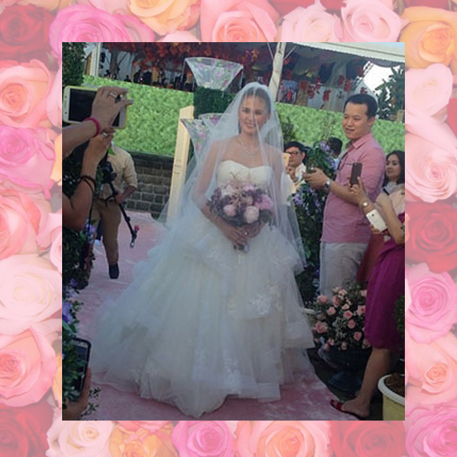 Celebrity brides who wore Vera Wang on their wedding day