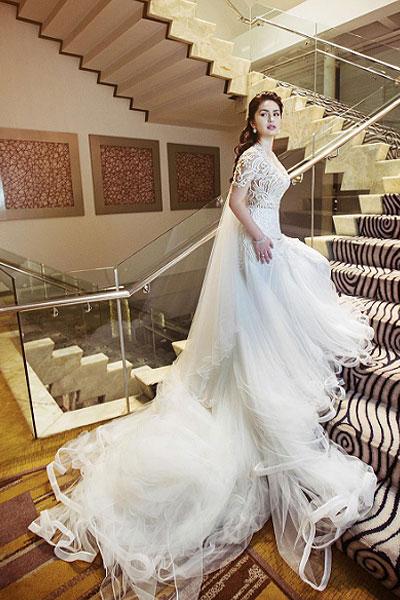 Three bridal styles that 12 celebrity brides of 2016 love | PEP.ph