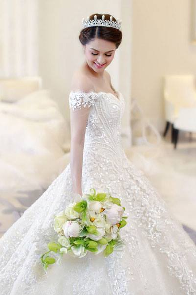 Most Expensive Wedding Gowns Of Famous Filipino ...