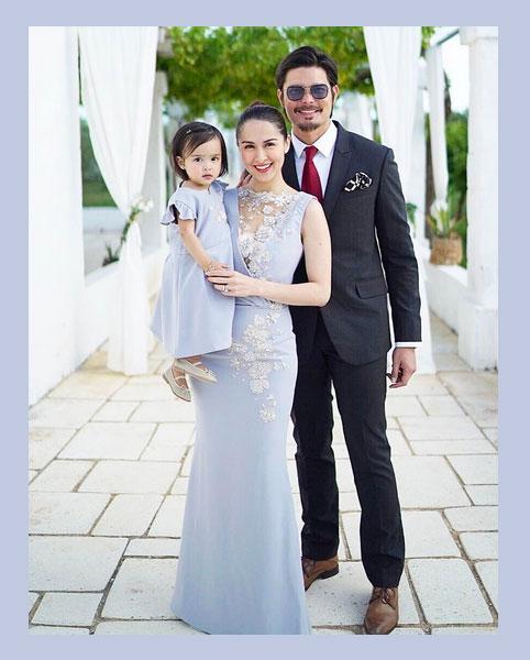Judy Ann Santos Wedding Gown: Dingdong And Marian, Ryan And Juday At Italian Wedding Of