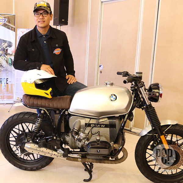 Jay Taruc Differentiates Ride PH From Previous Show Motorcycle