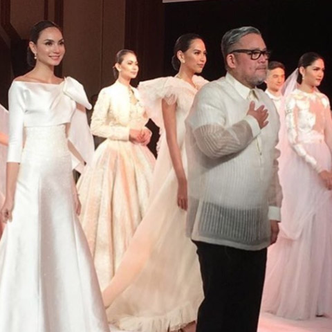 What Rajo Laurel does to calm down a bridezilla client | PEP.ph
