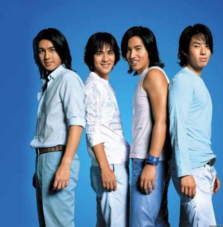 Meteor Garden Cast 2003