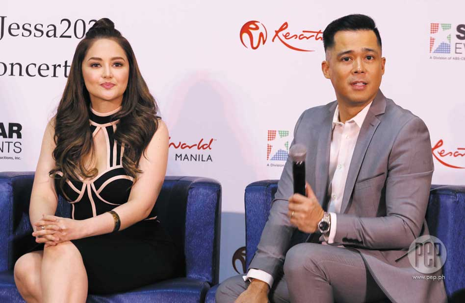 Jessa, Dingdong never forced daughter to try showbiz