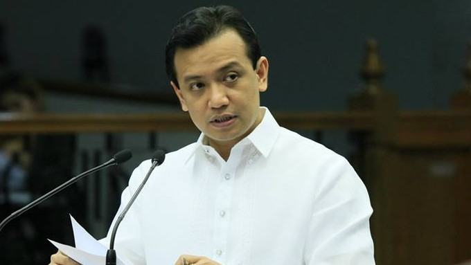 Image result for trillanes