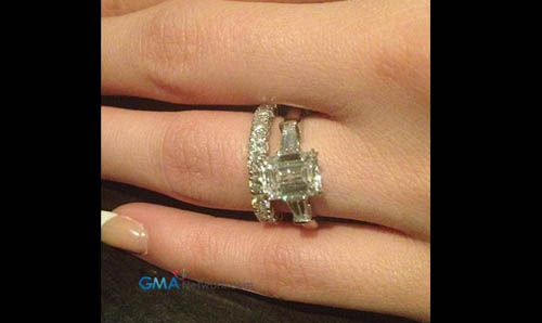Whose Engagement Ring Is The Fanciest Of All Fab