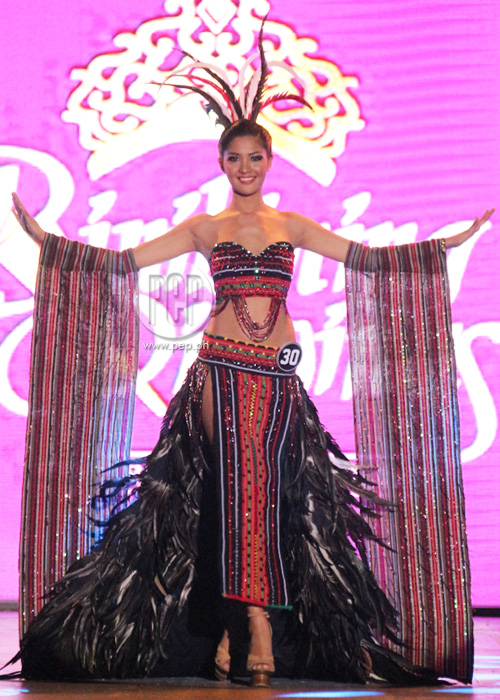 the 40 binibining pilipinas 2014 candidates in their