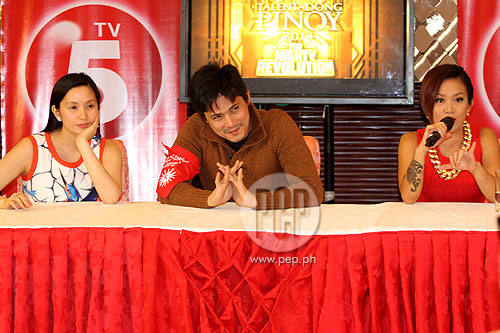 Robin padilla and mariel rodriguez bonded while hosting together