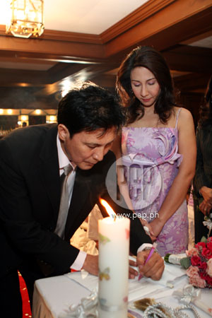 a silver wedding tirso cruz iii and lynn ynchausti