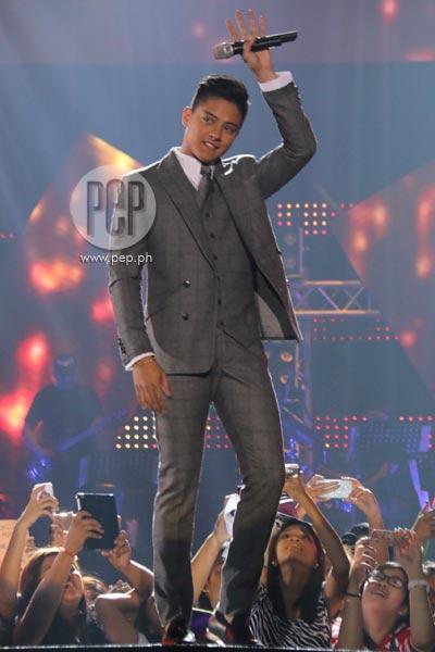 Fantastic Most Wanted Photos Daniel Padilla Sings Quotikaw Ang Aking Hairstyles For Women Draintrainus