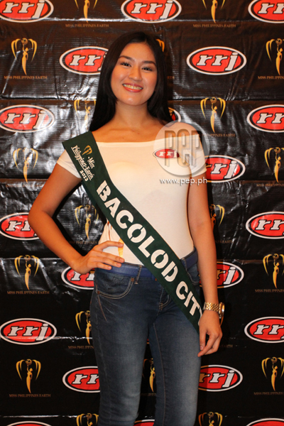 allysa bagged a number of titles before joing miss philippines earth