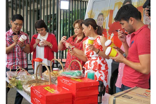 Marvin Agustin and Jolina Magdangal join 2014 ABS-CBN Christmas ...