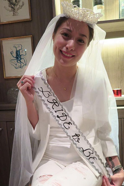 LOOK Cristine Reyes and her bridal shower PEPph