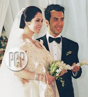 ruffa and yilmaz: world class wedding | gallery | pep.ph