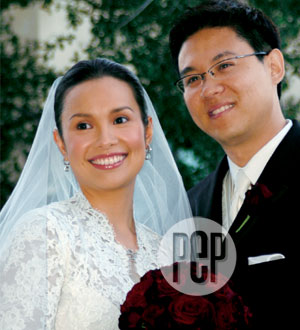 Lea and Robbie: A Wedding Fit for a Diva | Gallery | PEP ...