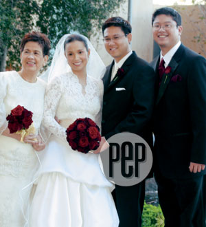 Lea Salonga Wedding Gallery