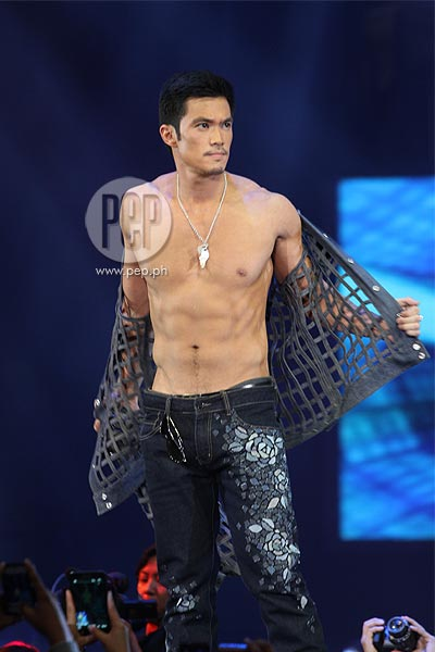 Diether Ocampo Body Merly Diether Ocampo naman