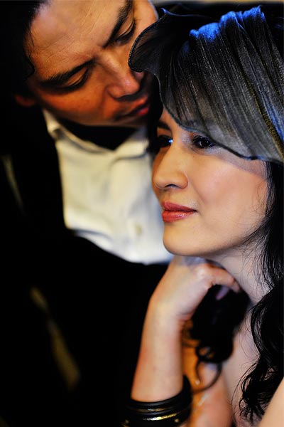 Melissa Mendez and Erico Gobecion prenuptial photos | Gallery.