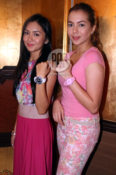 Kathryn Bernardo And Julia Montes And Daniel Padilla Kathryn Bernardo and Julia