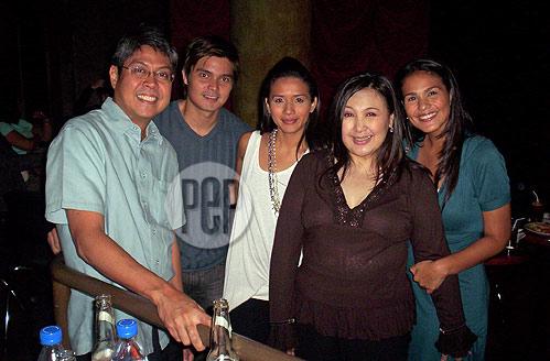 Sharon Cuneta throws a surprise party for Judy Ann Santos ...