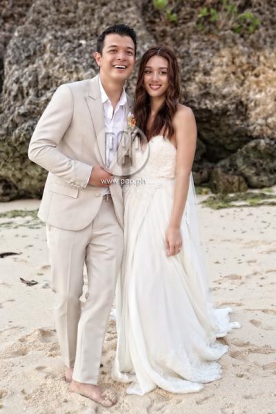jericho rosaleskim jones wedding the way to happily ever