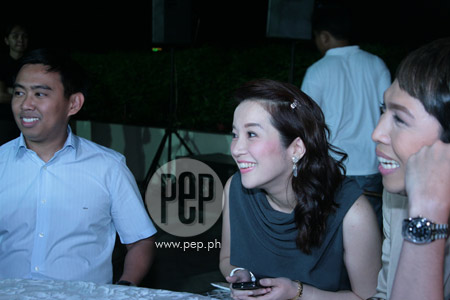 Kris Aquino and Makati Mayor Junjun Binay spotted at ...