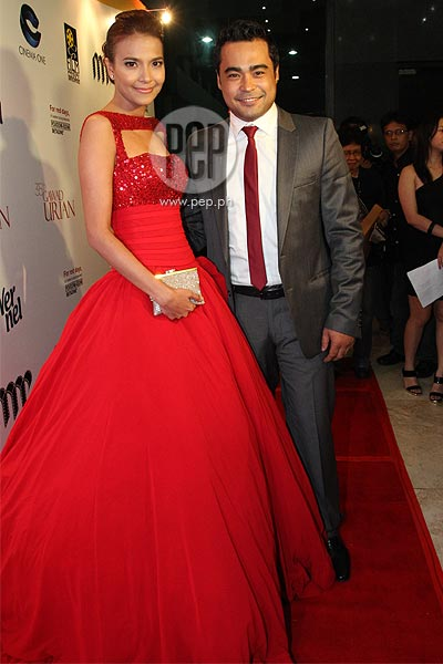 Red Carpet Watch 35th Gawad Urian Gallery Pep Ph The
