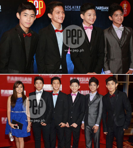 Battle of the Teen Stars (Star Magic, Talent5, Artist ...
