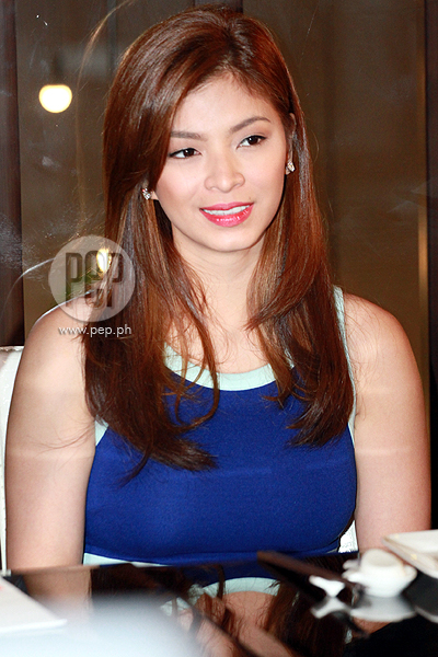 Angel Locsin Hairstyle 2014 Hairstyle