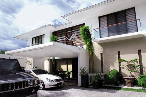 Manny Pacquiao Mansions In Beverly Hills L A Gensan