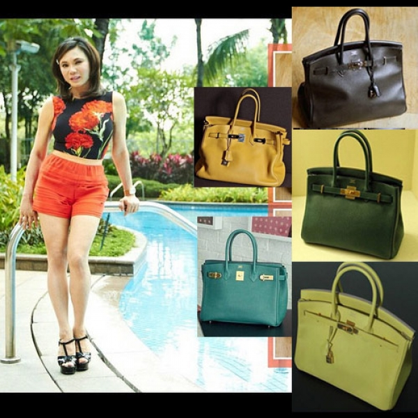 faux hermes handbags - Dra. Vicki Belo OOTDs and 21 designer brands you can find | Celeb ...