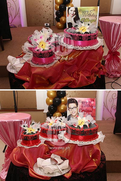 Kathryn Bernardo Birthday Cake Image Inspiration of Cake and