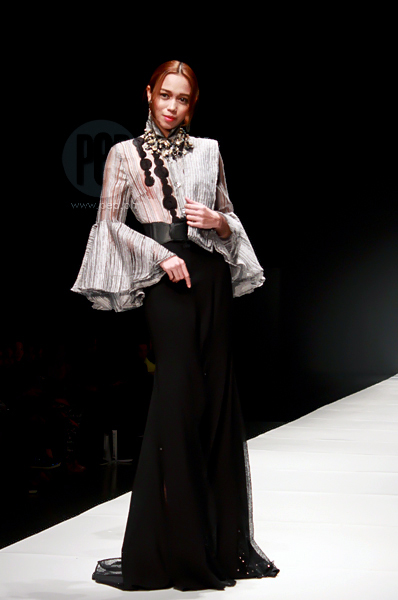 Modern Barong And Filipiniana At The Philippine Fashion Week Spring Summer Collection 2015 Fab