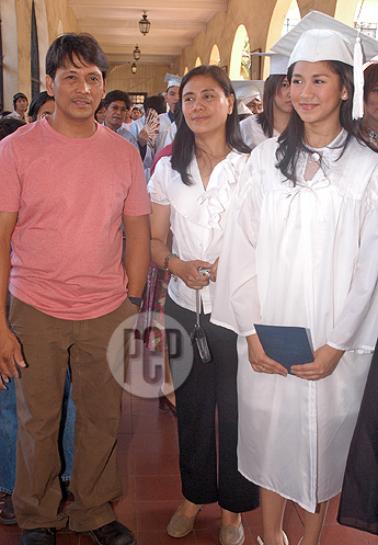 Sarah Geronimo S Graduation Photos Events Gallery