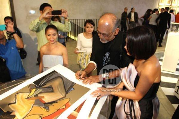 Vice Ganda, Judy Ann Santos, Anne Curtis, Luis Manzano ...