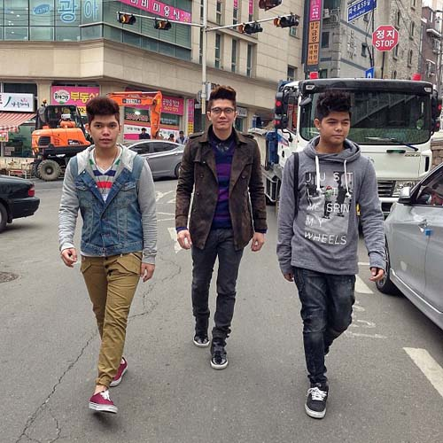 Rainy Day Fashion By Vhong Navarro Gallery The Number One Site For Philippine Showbiz