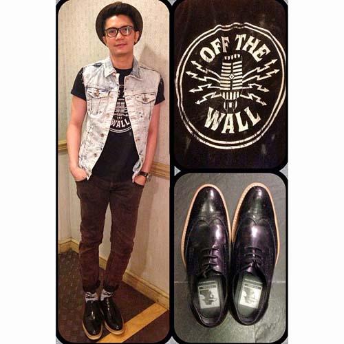Vhong Navarro Shoes As seen in vhong's outfit