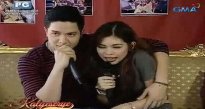 Alden talks about having children with Maine