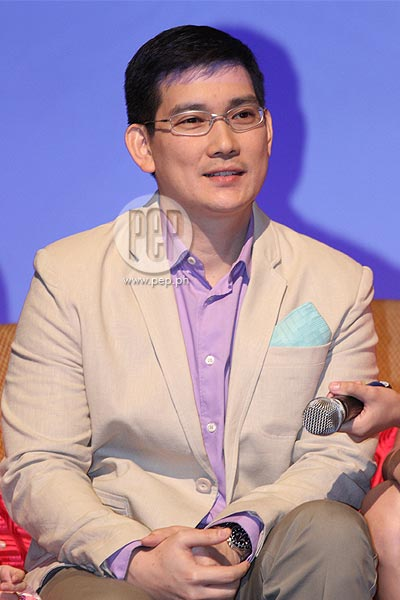 richard yap is the character richard lim in the feel good serye papa