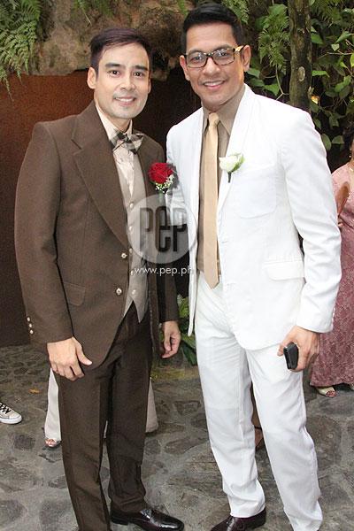 Jopay and joshua wedding