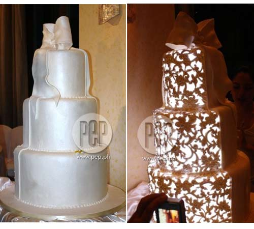 Judy Ann Santos Ryan Agoncillo Wedding Reception In Manila Pep Ph