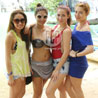 Celebrities welcome summer in Palawan